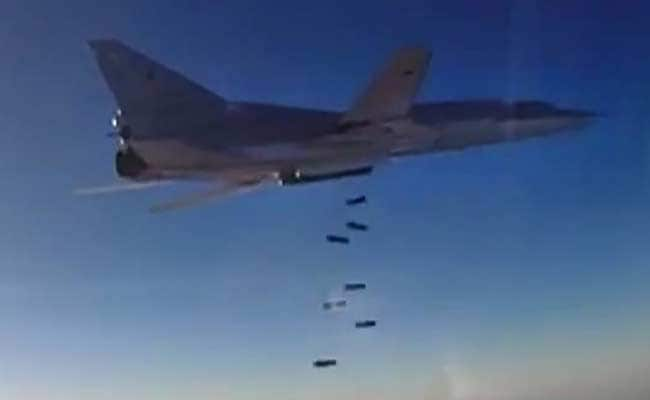 Russia Says Syria Raids From Iranian Base Do Not Violate UN Resolution