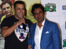 Nawazuddin Siddiqui  is a One-Take Actor, Says Salman Khan