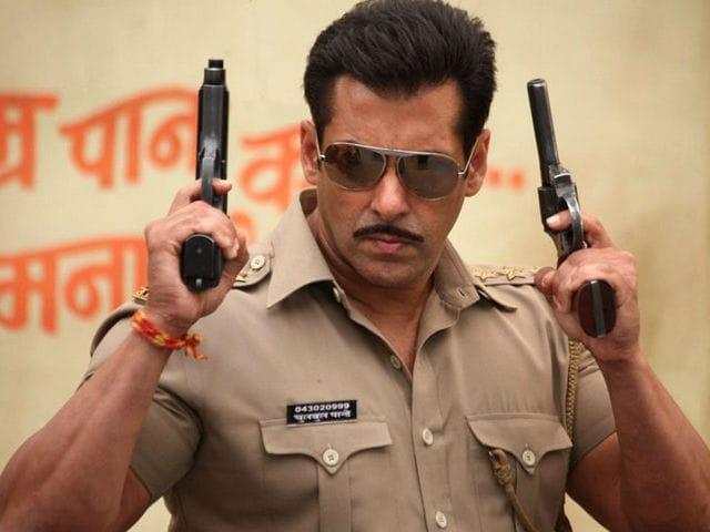Salman and Arbaaz Khan Are Working on Dabangg 3 Script