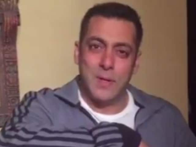 Salman Khan Wants You to Do This. Will You Listen to Him?