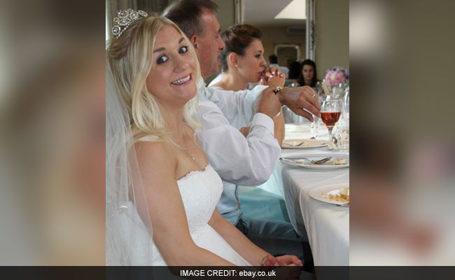 Woman Sells Wedding Dress On eBay To Fund Divorce From Husband