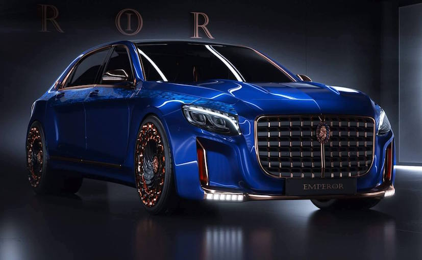 Types Of Uber Cars >> This Mercedes-Maybach S600 Gets The Emperor's Touch From ...