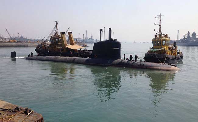 Scorpene Documents: Navy Still Not Clear What's Been Leaked, Say Sources