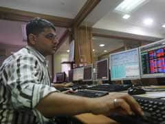 Sensex Edges Higher; Dr Reddy's Lab Surges Nearly 7%