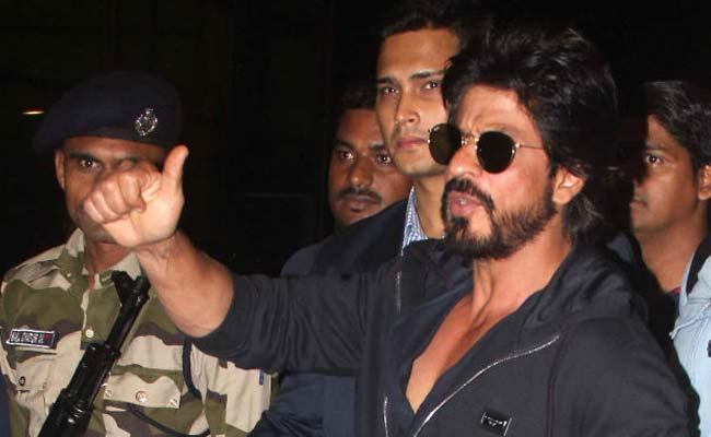 What Shah Rukh Khan Said In Response To Apology For Detention In US