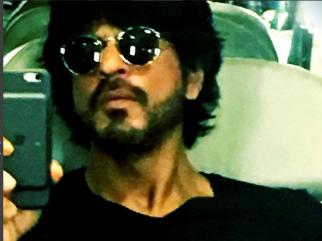 Shah Rukh Khan is Prisma Perfect. See What He Shared on Instagram