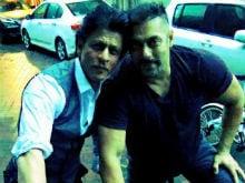 Salman Khan Names His 'Close Friends.' That's Shah Rukh, Aamir And...