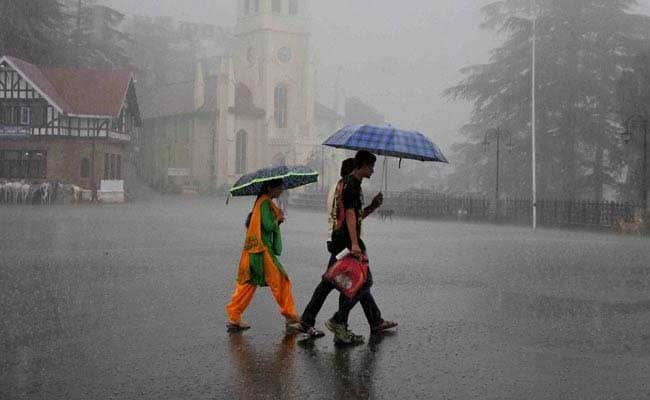 Heavy Rain Likely In Himachal, Weather Department Issues 'Orange' Alert