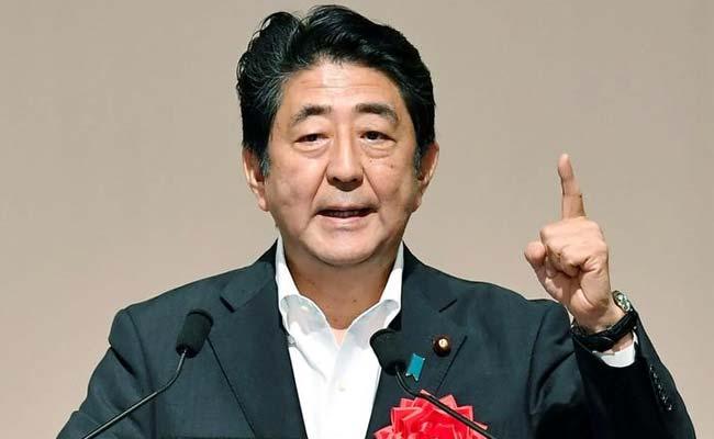 जापान में तूफान के बीच मध्यावधि चुनाव के लिए वोटिंग जारी, शिंजो आबे को भारी बहुमत मिलने का अनुमान