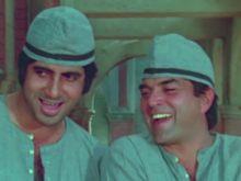41 Years of <i>Sholay</i>: Big B Looks Back at Film's Moments