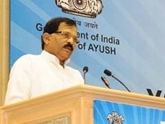 More Than 600 Colleges Impart UG, PG AYUSH Programmes: Minister