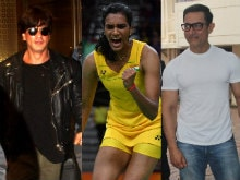 PV Sindhu, You Made India Proud, Tweet Big B, Shah Rukh, Aamir