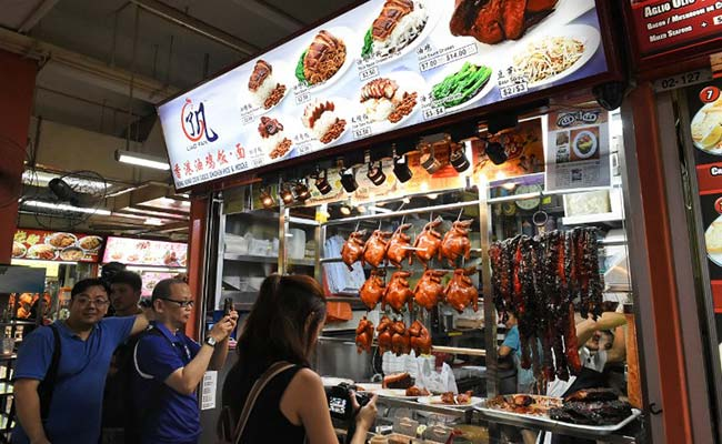 Hawker Food, the Oldest Food Trend That's Hard to Get Over - NDTV Food
