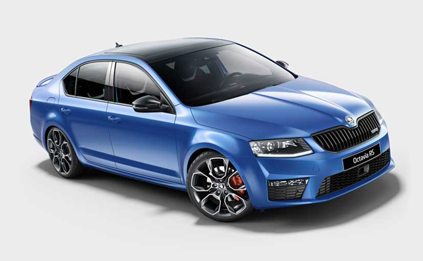 skoda octavia rs review ndtv carandbike