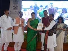 Second National Handloom Day Celebrated In Varanasi