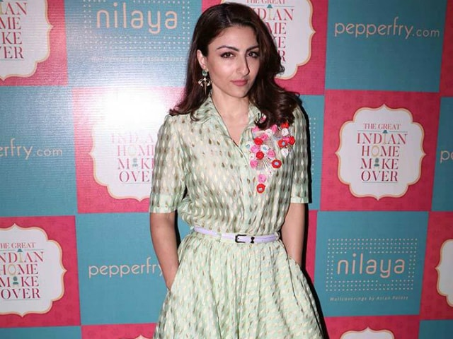 Soha Ali Khan Says Hosting Shows is 'Different Kind of Fun'