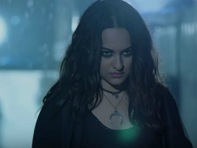Sonakshi Sinha is Hurt, Angry and Destructive in New Akira Song