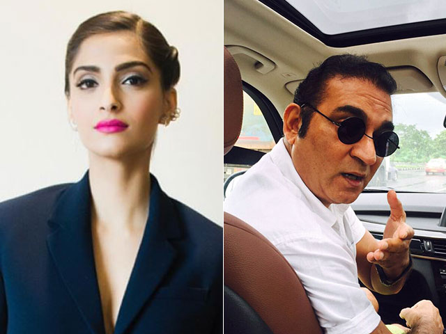On Sidelines of Shobhaagate, Sonam and Abhijeet Exchange Heated Tweets