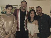 Sonam Kapoor's Rumoured Boyfriend Was Also at Akshay's Will Smith Party