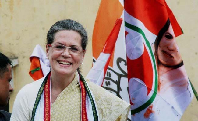 जिन्होंने भारत छोड़ो आंदोलन का विरोध किया था, उनका आजादी में कोई योगदान नहीं : सोनिया गांधी का तंज