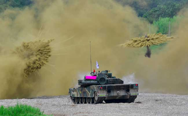 North Korea Threats Spark South Korea Arms Sales: Study