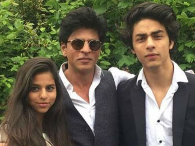 Shah Rukh Khan's Post About Son Aryan Will Break Your Heart