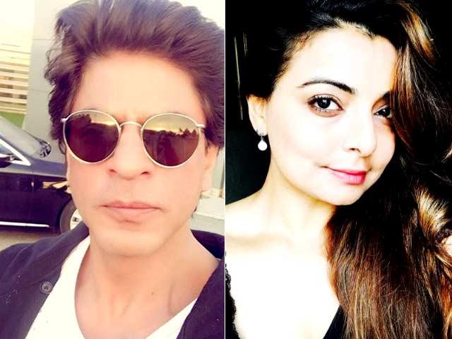 Shah Rukh Khan Has a Complaint. Vaibhavi Merchant, Are You Listening?