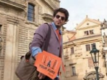 Shah Rukh Khan Just Cannot Stop Sharing Pics From Prague