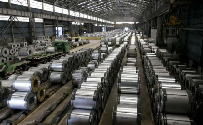 Core Sector Growth Hits 13 Month-High On Robust Steel, Cement Production