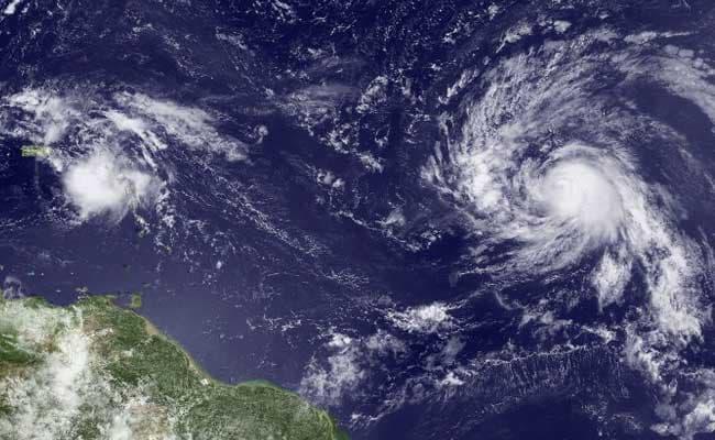 Storm Gaston In The Atlantic Regains Hurricane Strength