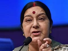 Sushma Swaraj Hits Out At Celebrities For Treating Surrogacy As 'Fashion'