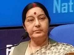 विदेशमंत्री सुषमा स्वराज की किडनी फेल, ट्रांसप्लांट के लिए एम्स में करा रही हैं टेस्ट