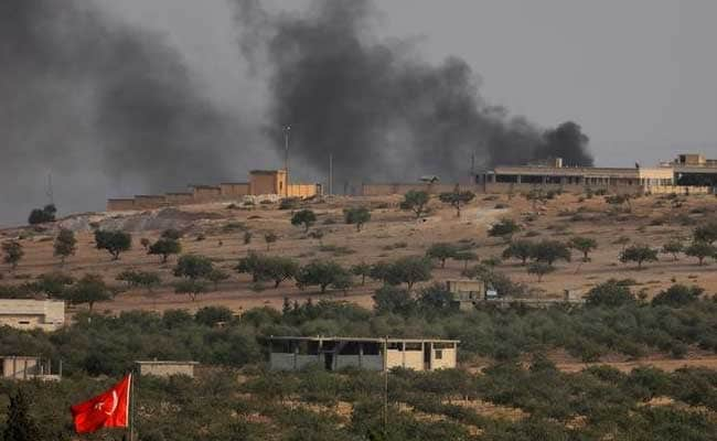 Jets Hit Rebel-Held Homs Area For First Time In Year: Reports