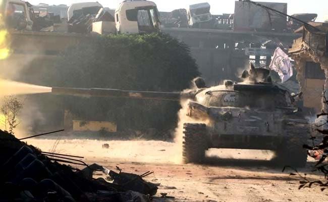 सीरिया : कुर्द, तुर्क-समर्थित बलों के बीच हिंसा, 30 की मौत