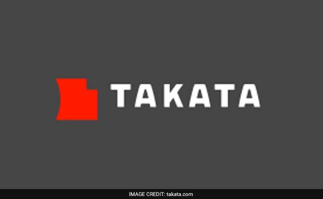 Takata Said to Decide on Bankruptcy Protection on Liabilities