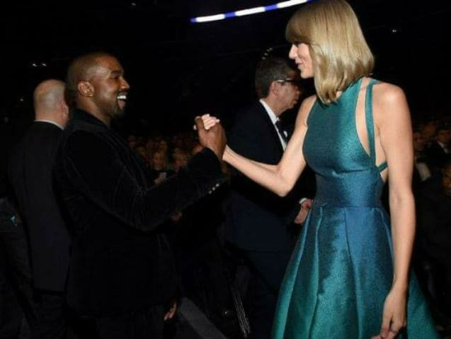 Kanye West Trying to Make Up With Taylor Swift
