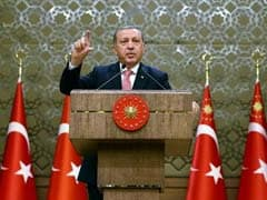 President Recep Erdogan Says Turkey Will 'Fight Terrorism To The End'
