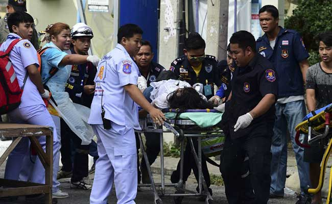 4 Dead In Serial Blasts At Thai Resorts, Many Tourists Injured