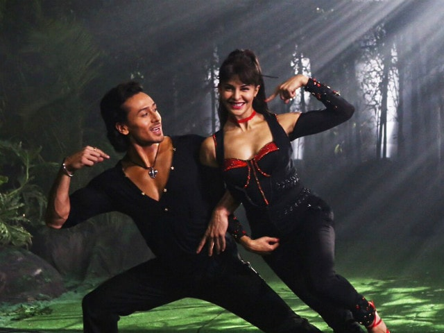 Tiger Shroff May be the Clumsiest Superhero Around But he Sure Can Dance