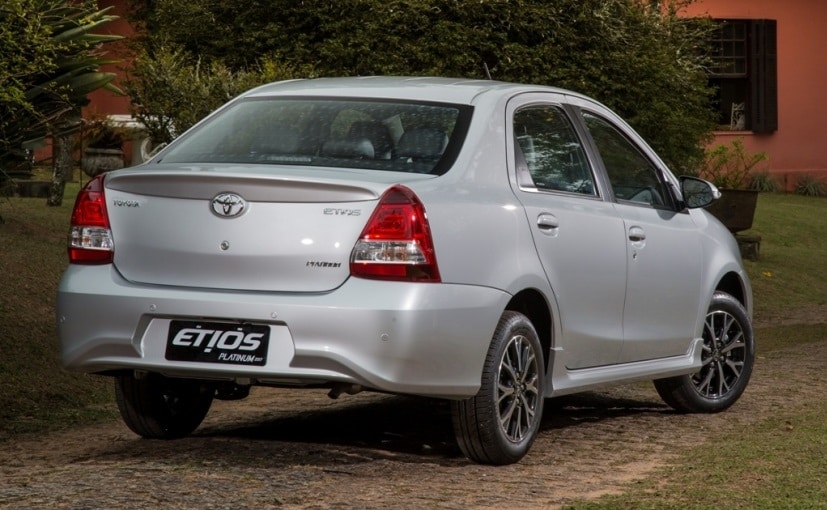 2016 Toyota Etios Facelift What We Know So Far Ndtv