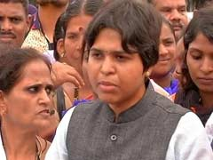I Will Be At Sabarimala Temple On November 17, Says Activist Trupti Desai