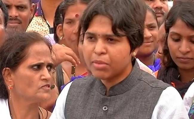 Will Soon Visit Sabarimala Temple: Gender Activist Trupti Desai
