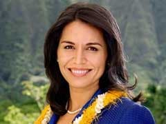 Tulsi Gabbard, First Hindu US Lawmaker, Could Run For President In 2020
