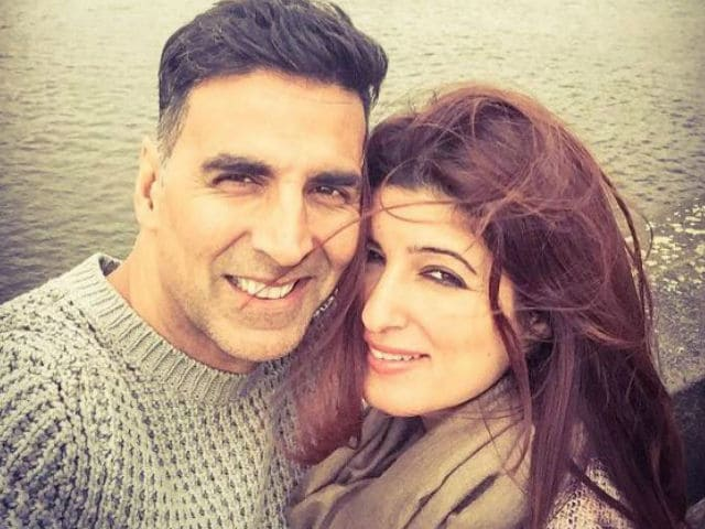Twinkle Khanna Responded to Akshay's Tweet in Typically Twinkle Fashion