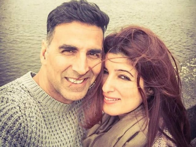 Akshay Kumar, Please 'Stop Disturbing' Twinkle When She's Working
