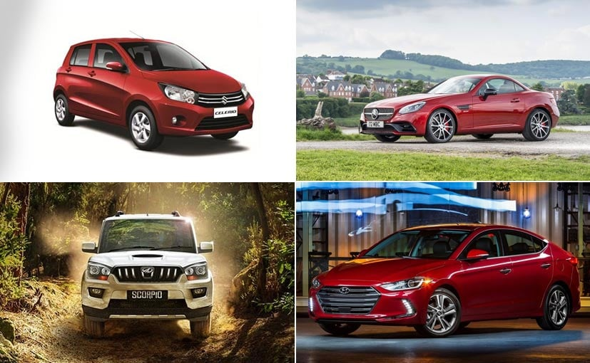 Different Types Of Cars List  NDTV CarAndBike