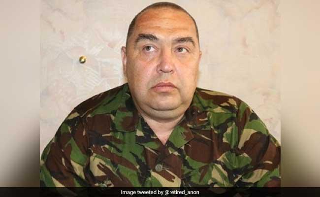 Ukraine Rebel Leader Igor Plotnitsky Injured In Car Blast