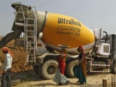 UltraTech Cement Reports 13.7% Fall In December Quarter Profit