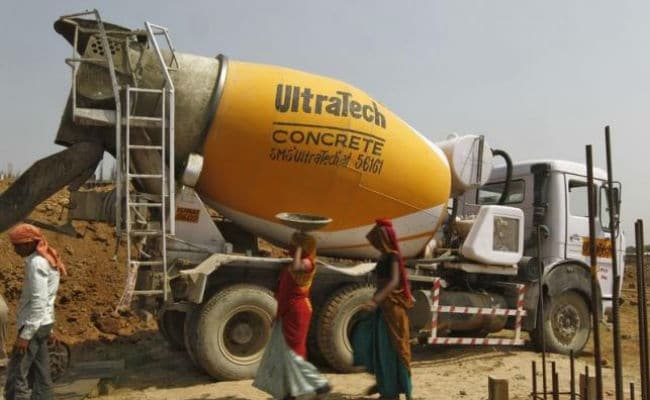 UltraTech Cement Quarterly Profit Falls 9%, Misses Analysts' Expectations