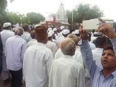 गुजरात के उना में दलित अस्मिता मार्च में लगे 'दलित मुस्लिम भाई भाई' के नारे